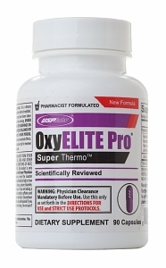 OxyElite Pro Super Thermogenic